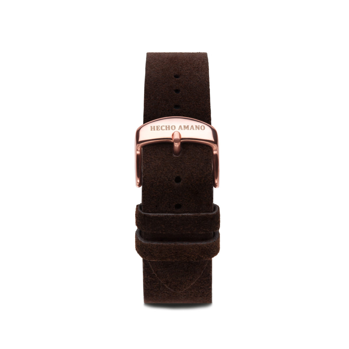 Suede leather Strap Rose Back